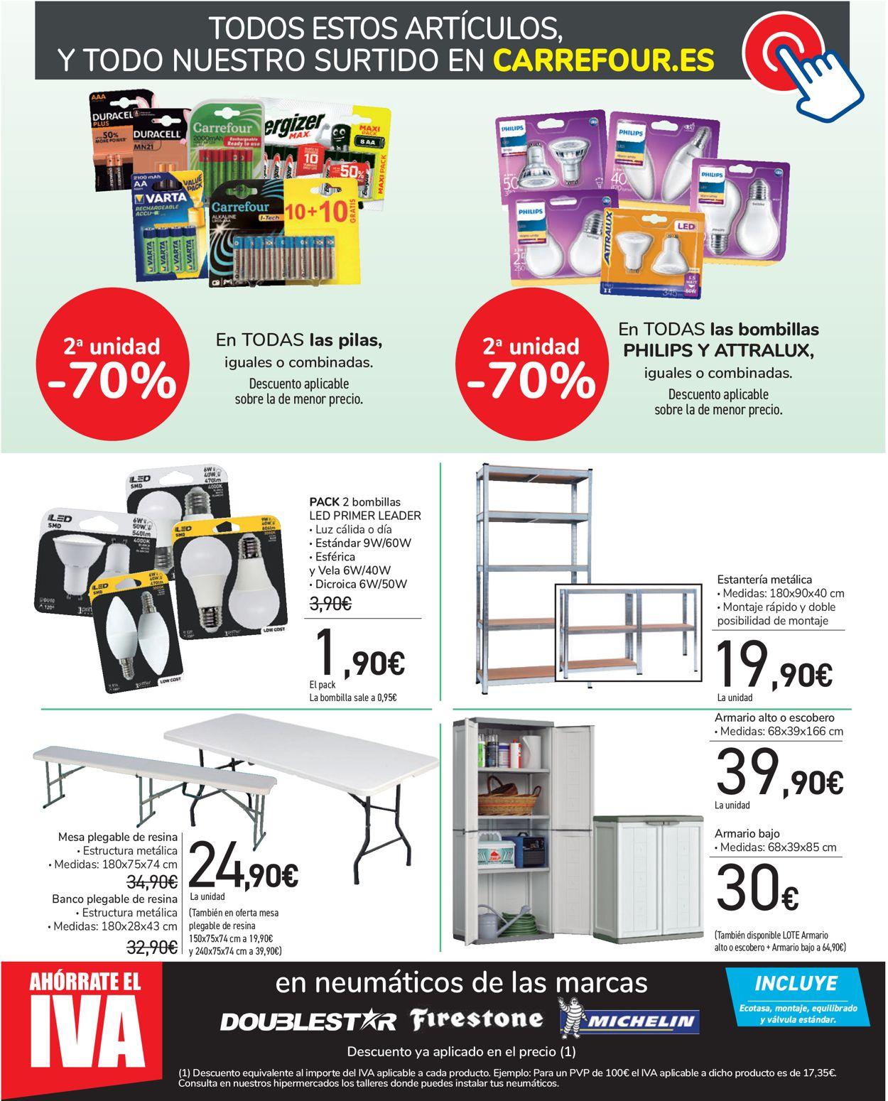 Carrefour Folleto - 26.03-13.04.2020 (Página 34)