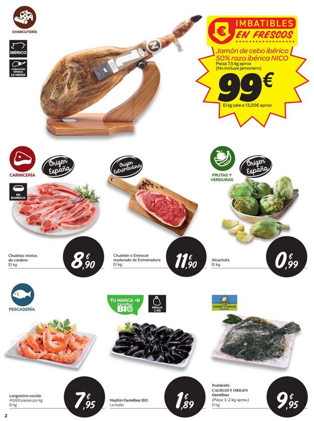 Carrefour Folleto - 08.04-14.04.2020 (Página 2)