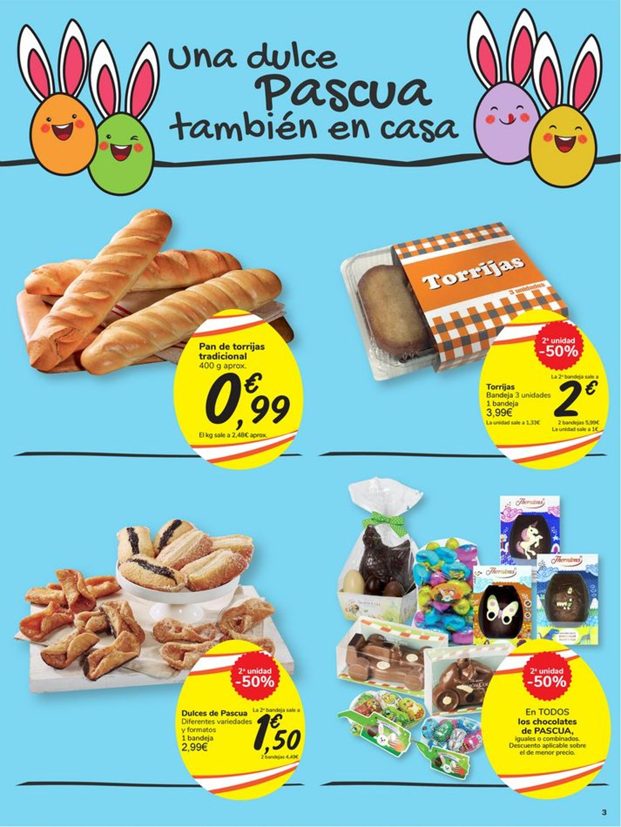 Carrefour Folleto - 08.04-14.04.2020 (Página 3)