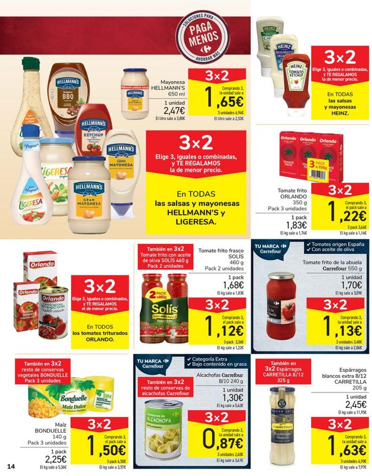 Carrefour Folleto - 28.04-11.06.2020 (Página 16)
