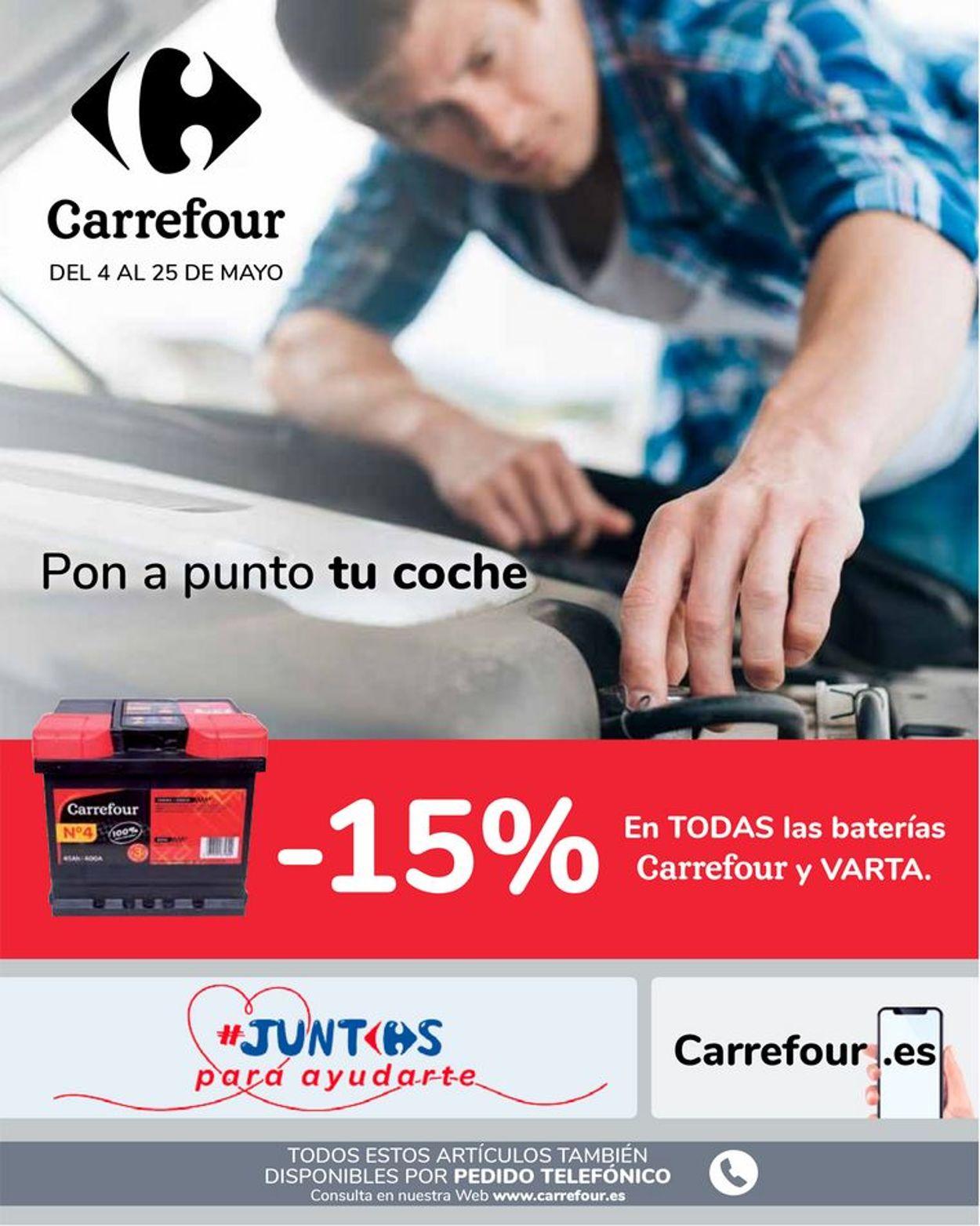 Carrefour Folleto - 04.05-25.05.2020