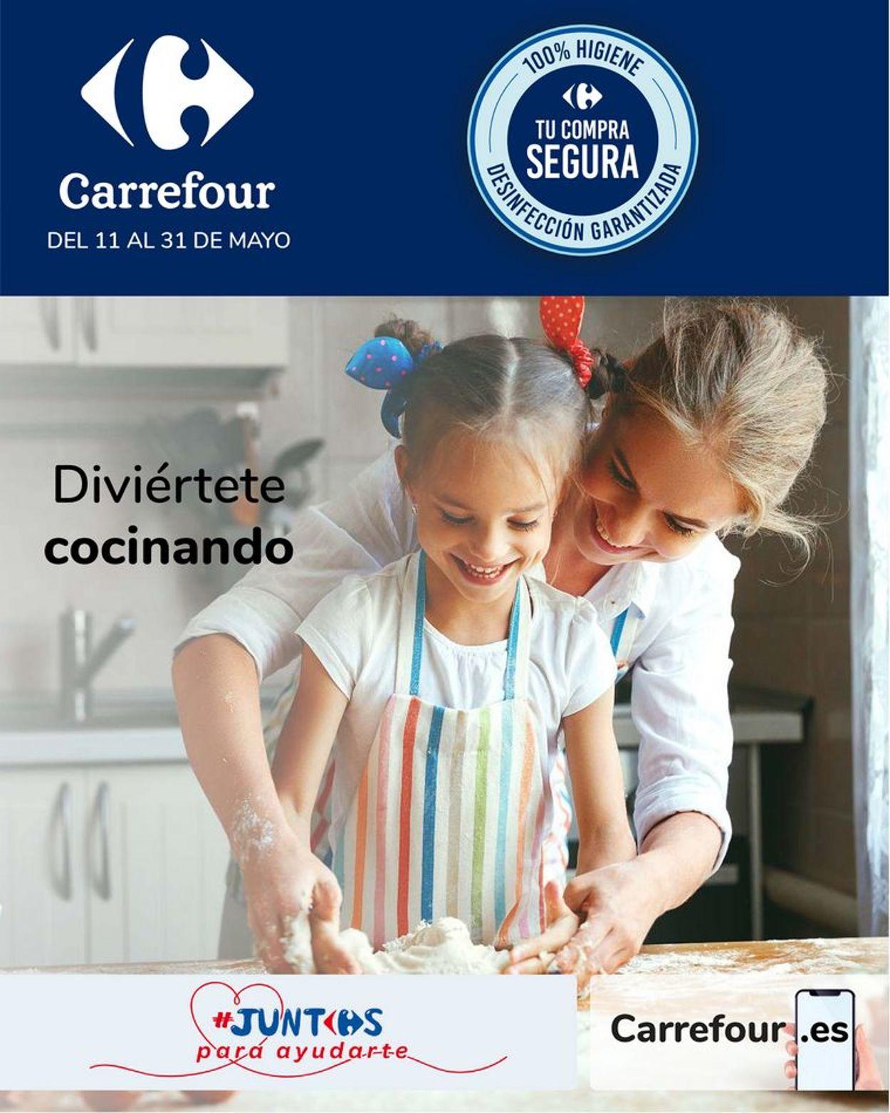 Carrefour Folleto - 11.05-31.05.2020