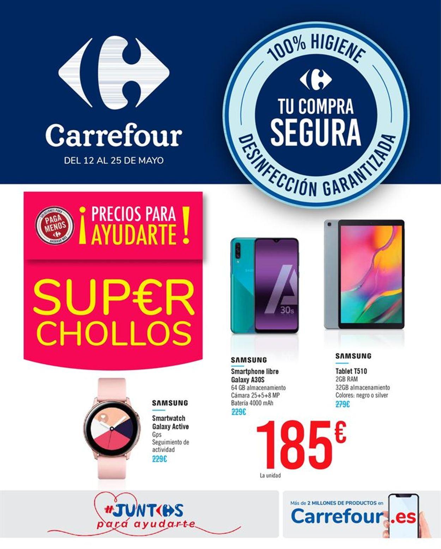 Carrefour Folleto - 12.05-25.05.2020