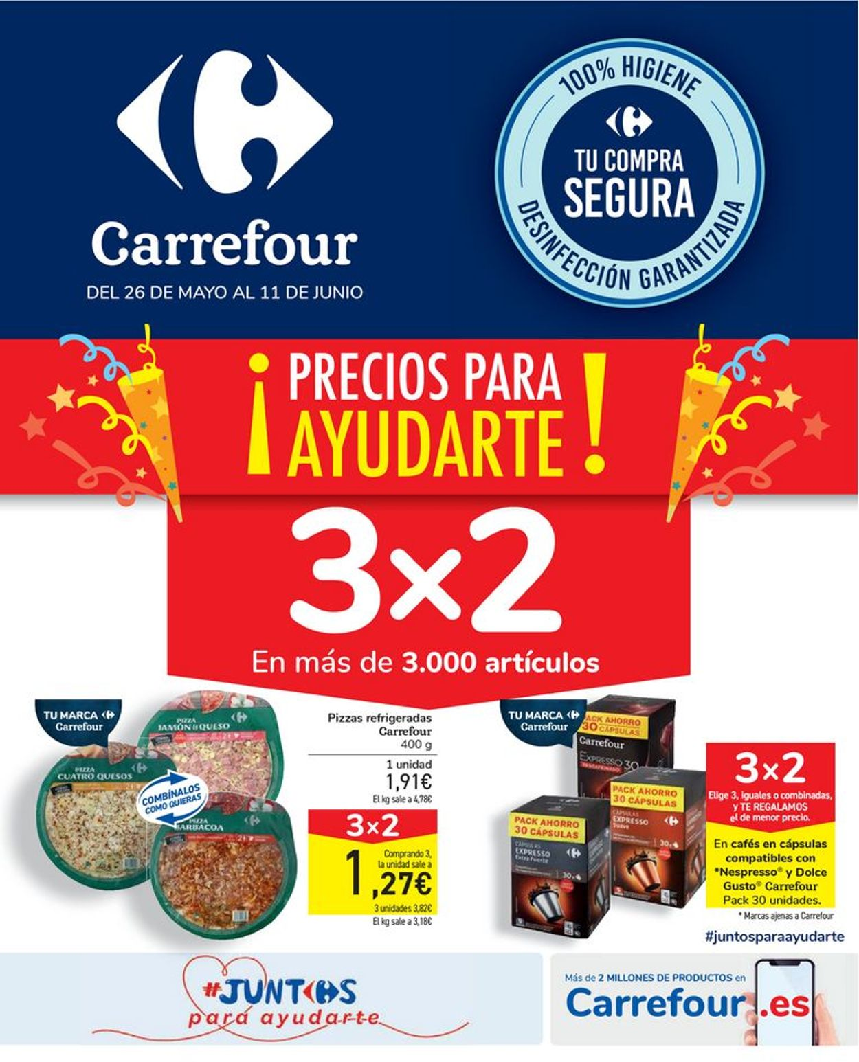 Carrefour Folleto - 26.05-11.06.2020