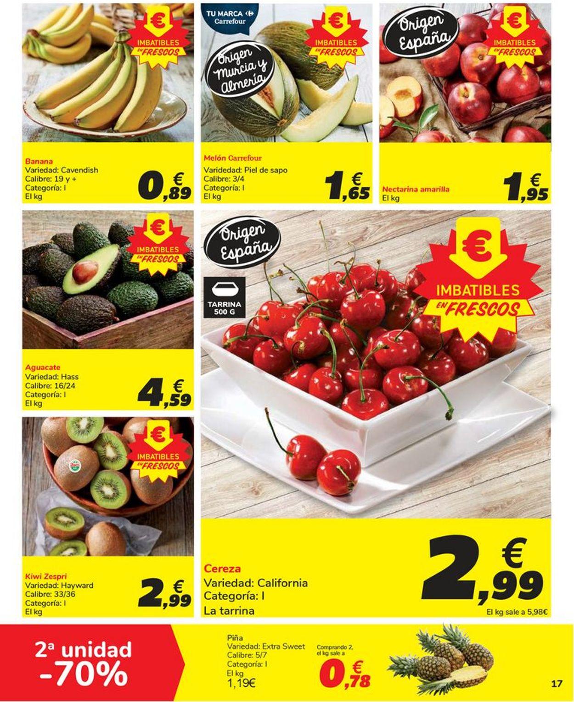 Carrefour Folleto - 26.05-11.06.2020 (Página 17)