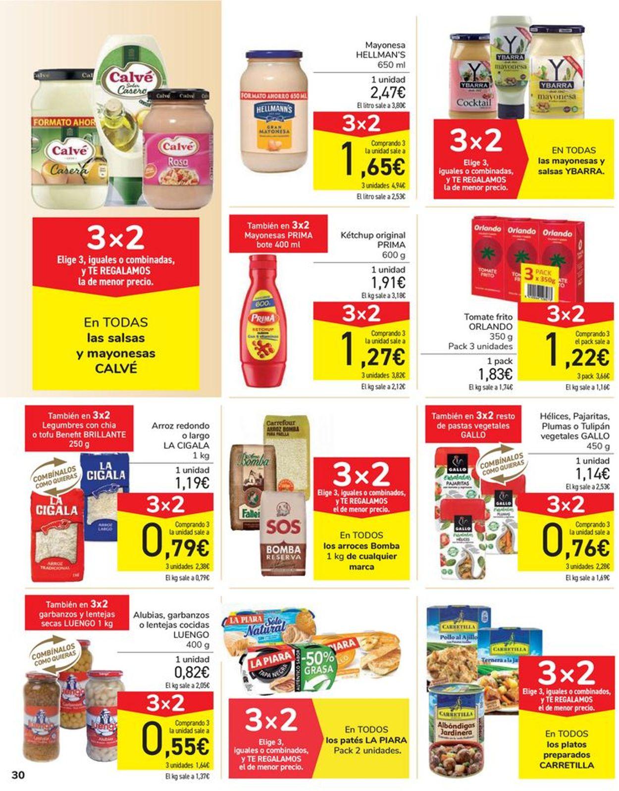 Carrefour Folleto - 26.05-11.06.2020 (Página 30)