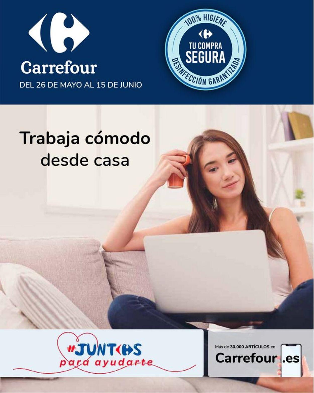 Carrefour Folleto - 26.05-15.06.2020