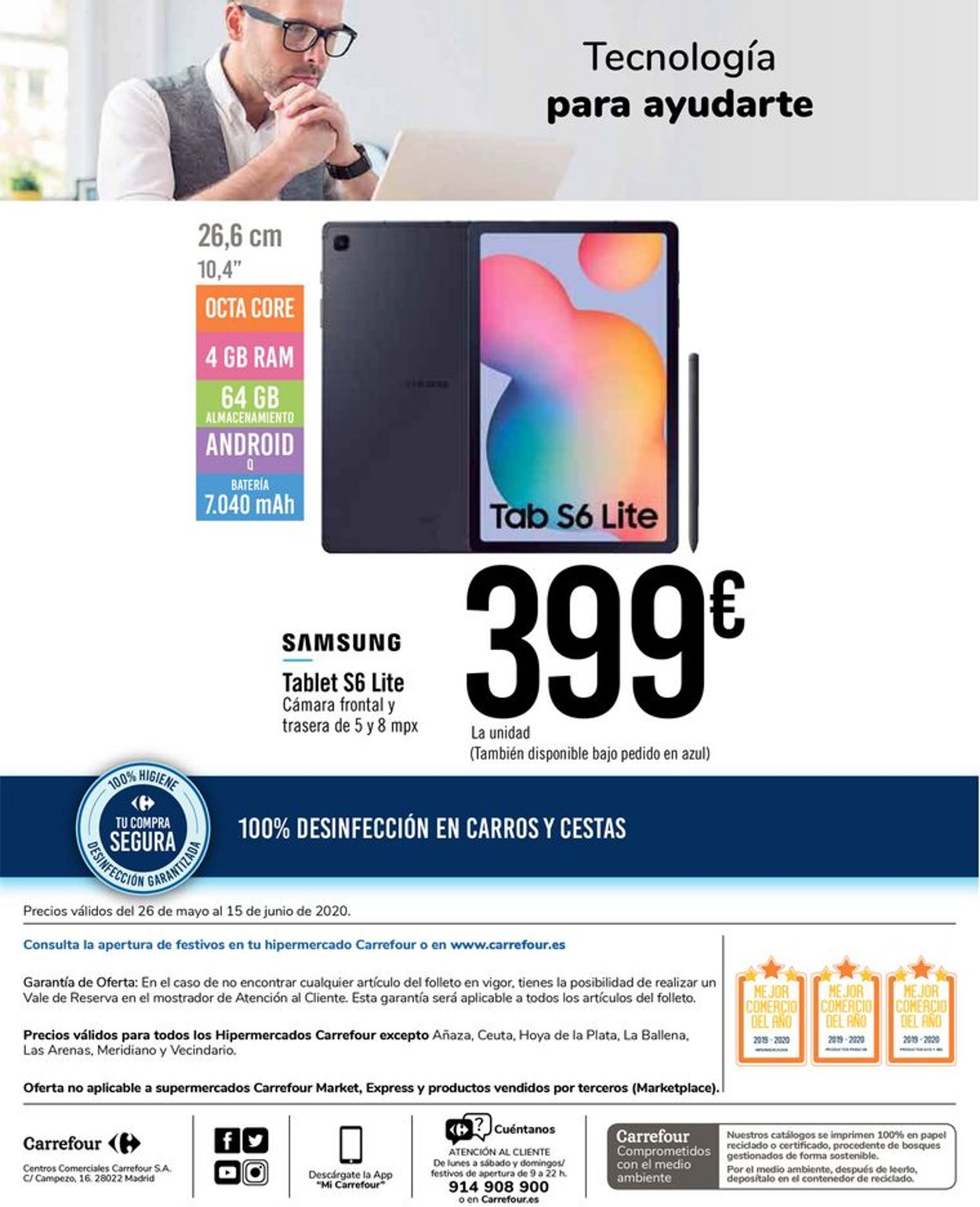 Carrefour Folleto - 26.05-15.06.2020 (Página 15)