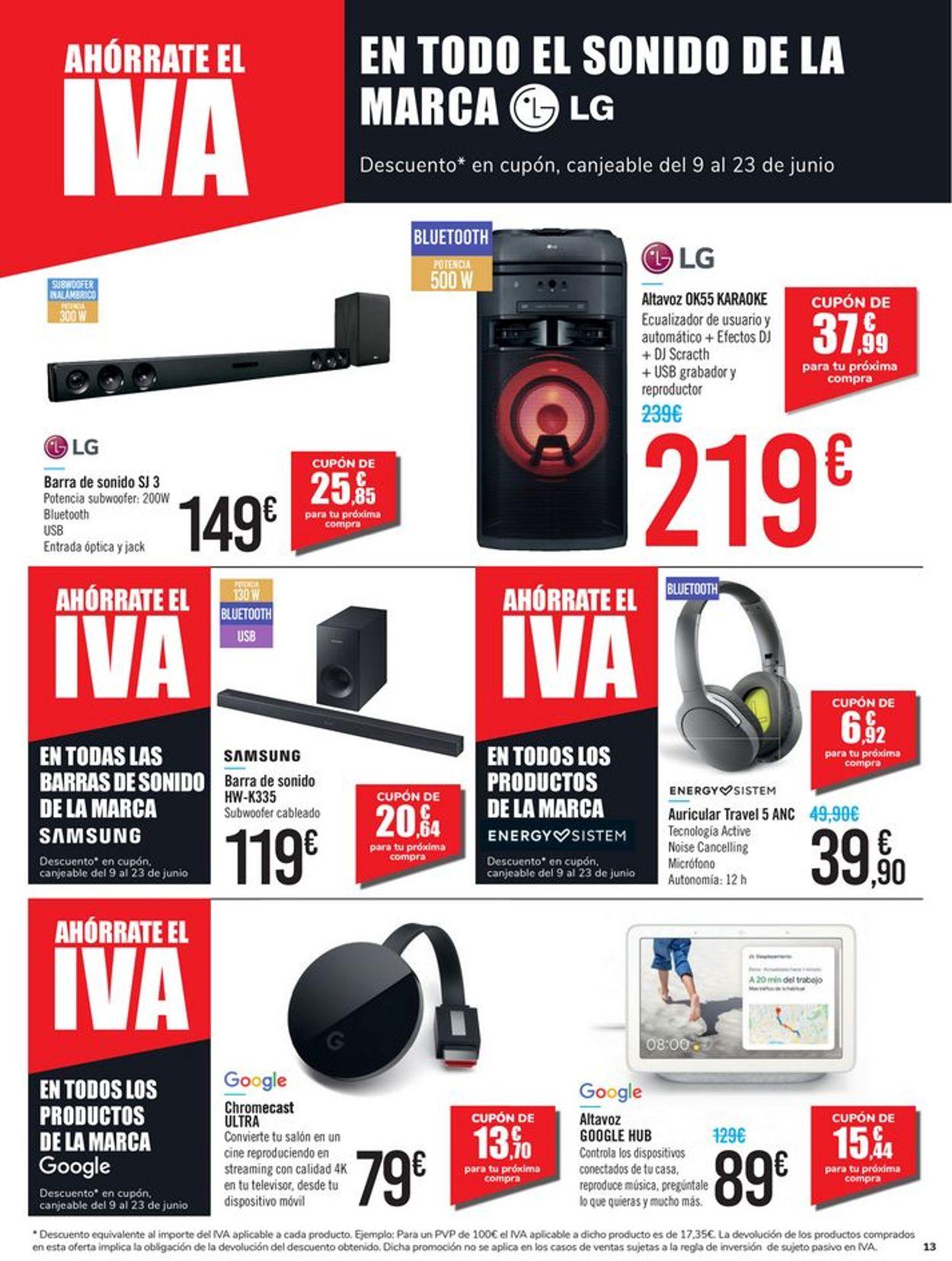 Carrefour Folleto - 02.06-08.06.2020 (Página 13)