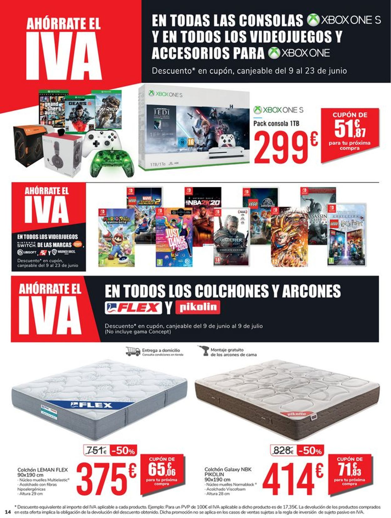 Carrefour Folleto - 02.06-08.06.2020 (Página 14)