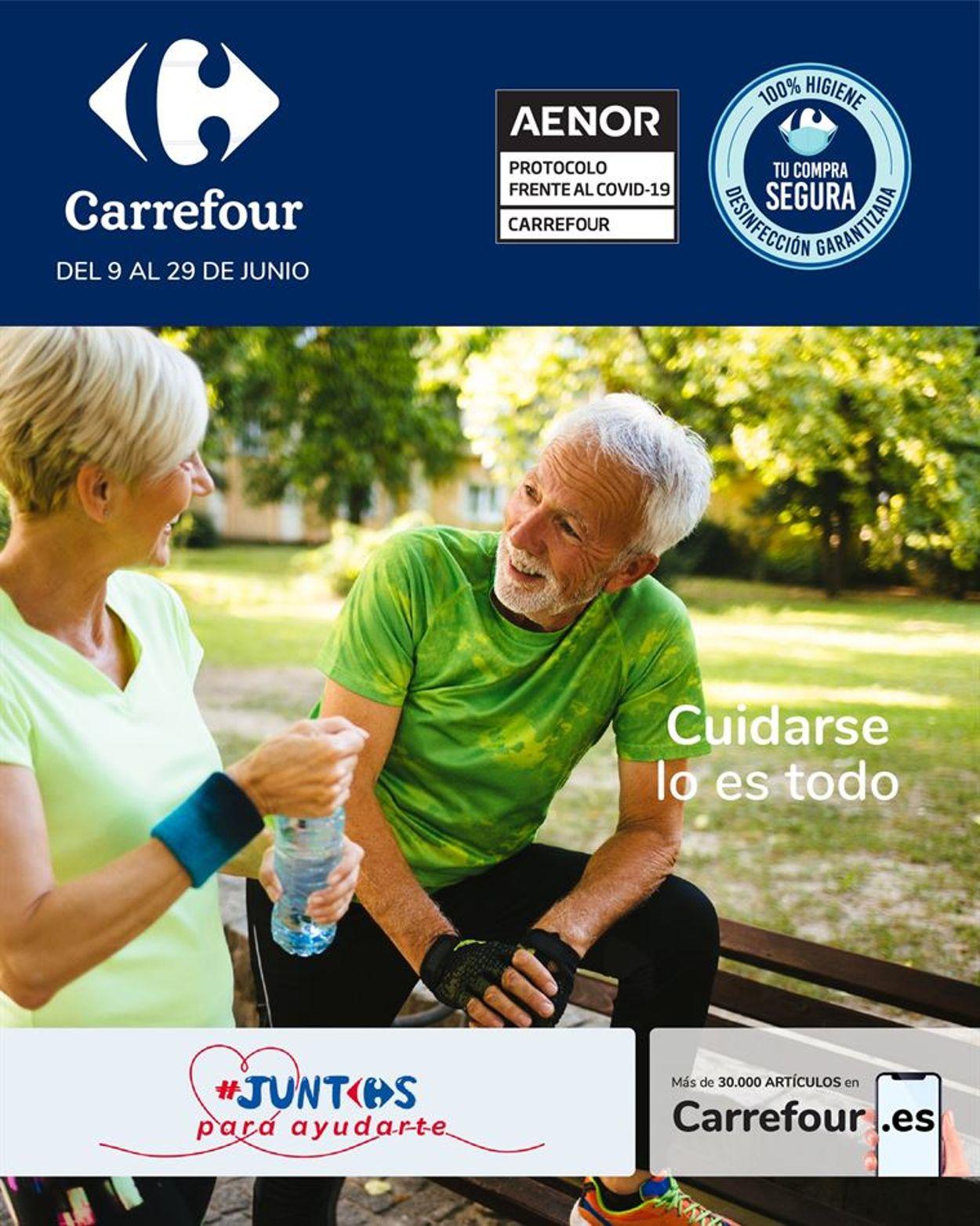 Carrefour Folleto - 09.06-29.06.2020