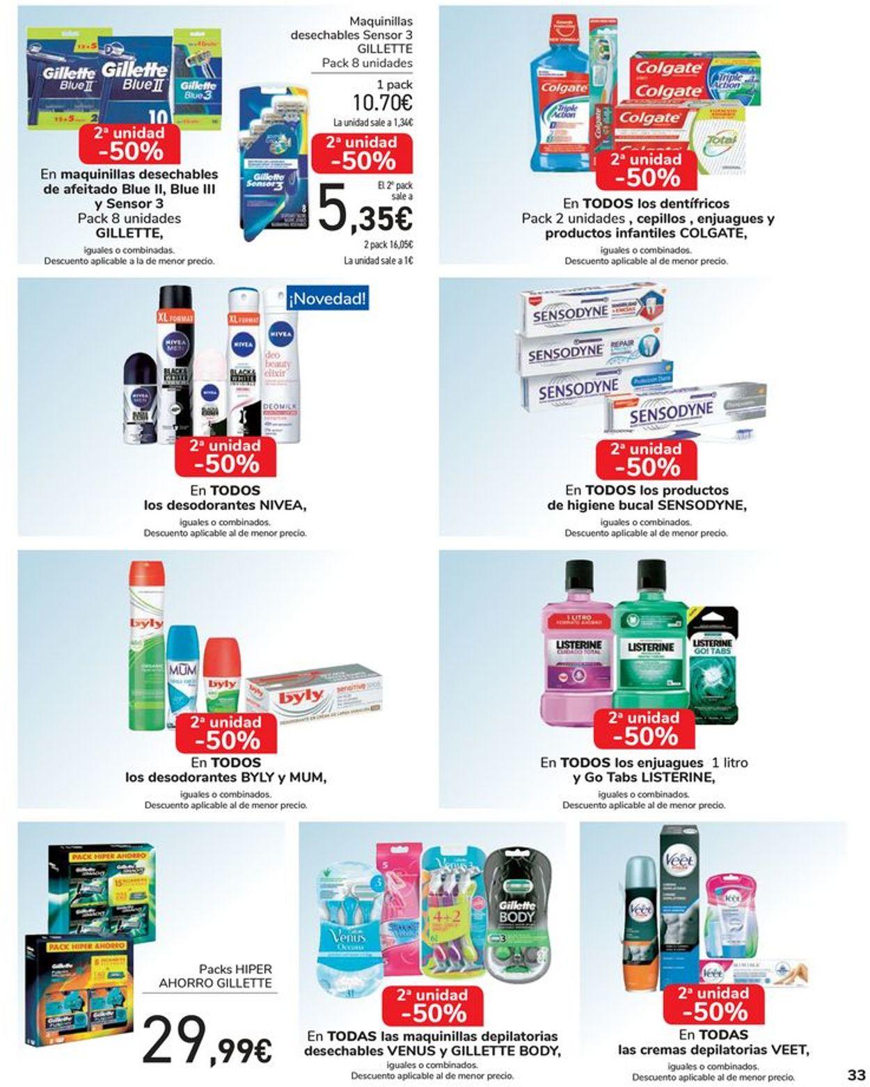 Carrefour Folleto - 12.06-22.06.2020 (Página 33)