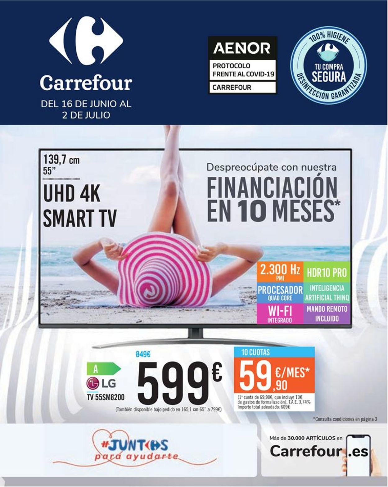 Carrefour Folleto - 16.06-02.07.2020