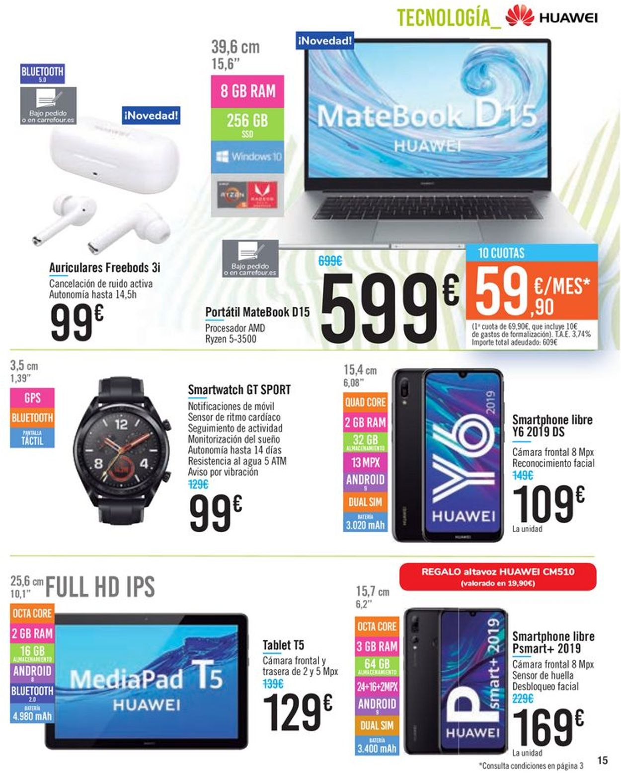Carrefour Folleto - 16.06-02.07.2020 (Página 15)