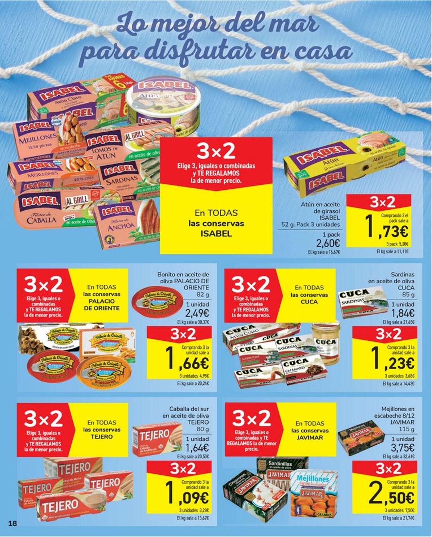 Carrefour Folleto - 23.06-13.07.2020 (Página 18)