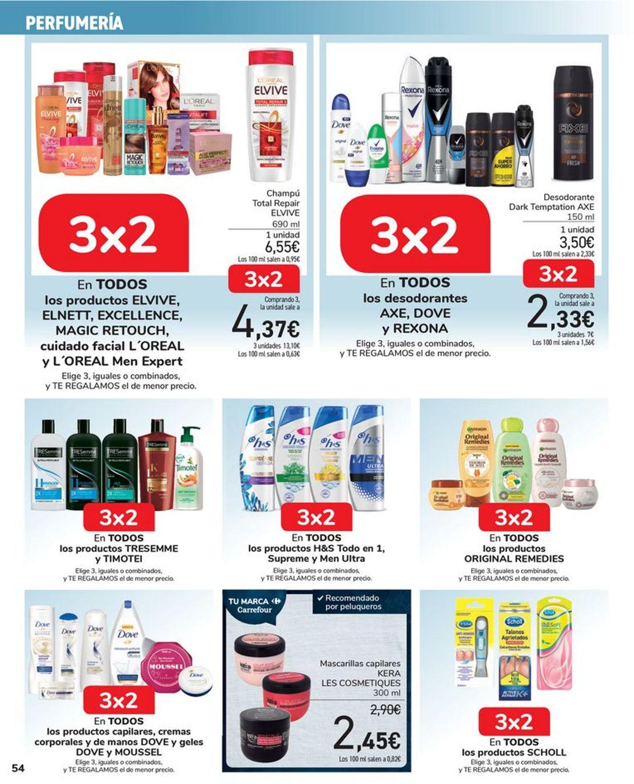 Carrefour Folleto - 23.06-13.07.2020 (Página 54)