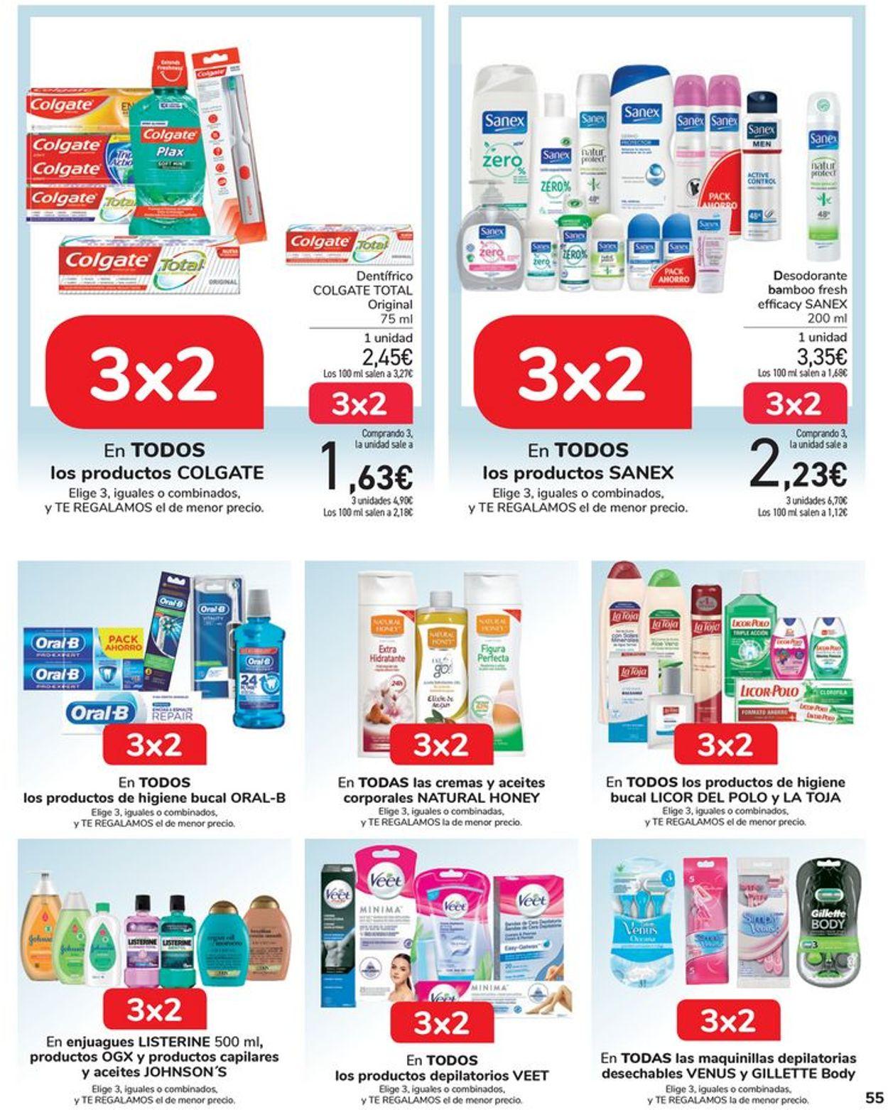 Carrefour Folleto - 23.06-13.07.2020 (Página 55)