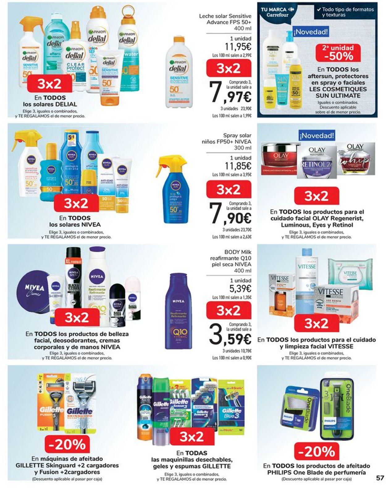 Carrefour Folleto - 23.06-13.07.2020 (Página 57)
