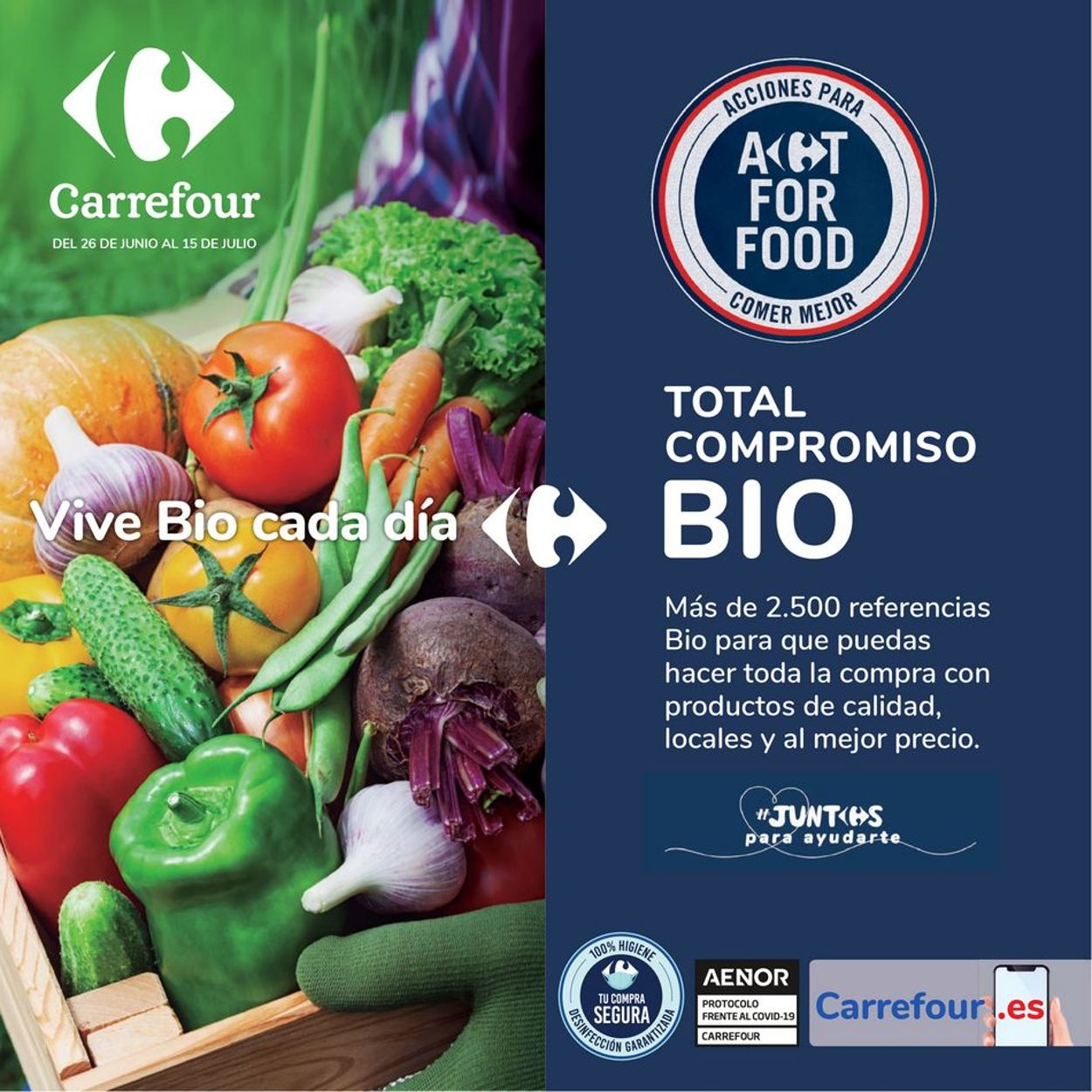 Carrefour Folleto - 26.06-15.07.2020