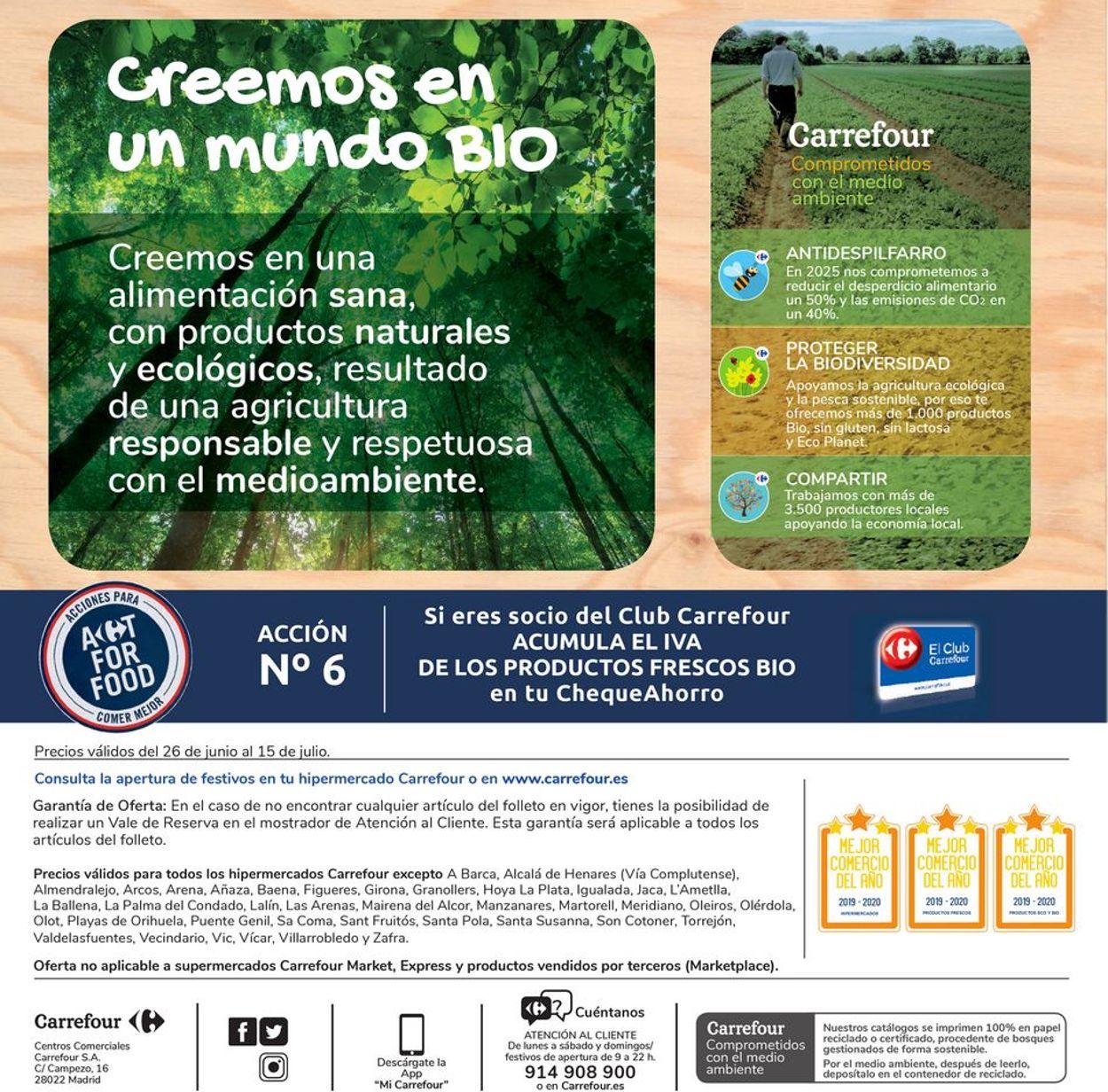 Carrefour Folleto - 26.06-15.07.2020 (Página 24)
