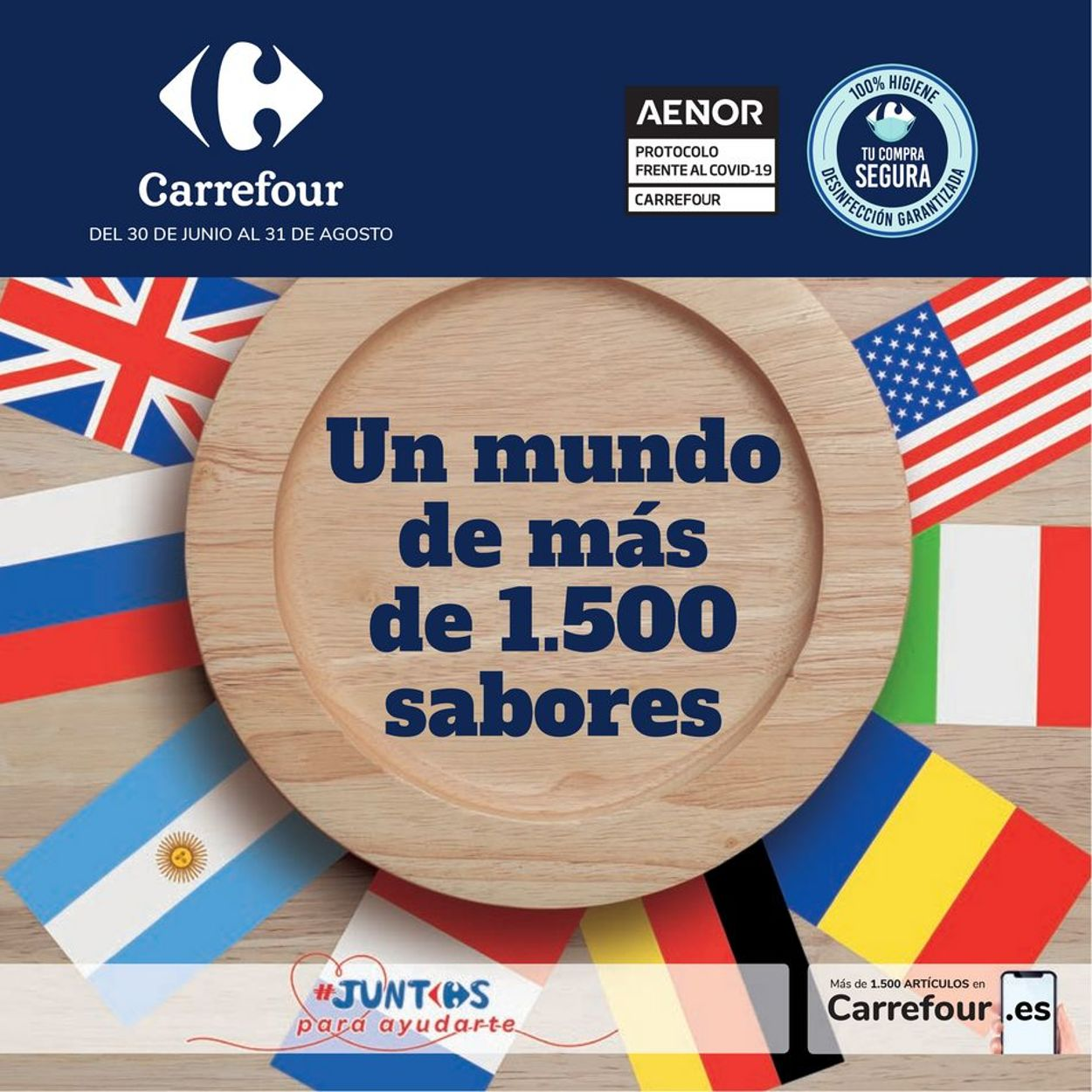 Carrefour Folleto - 30.06-31.08.2020