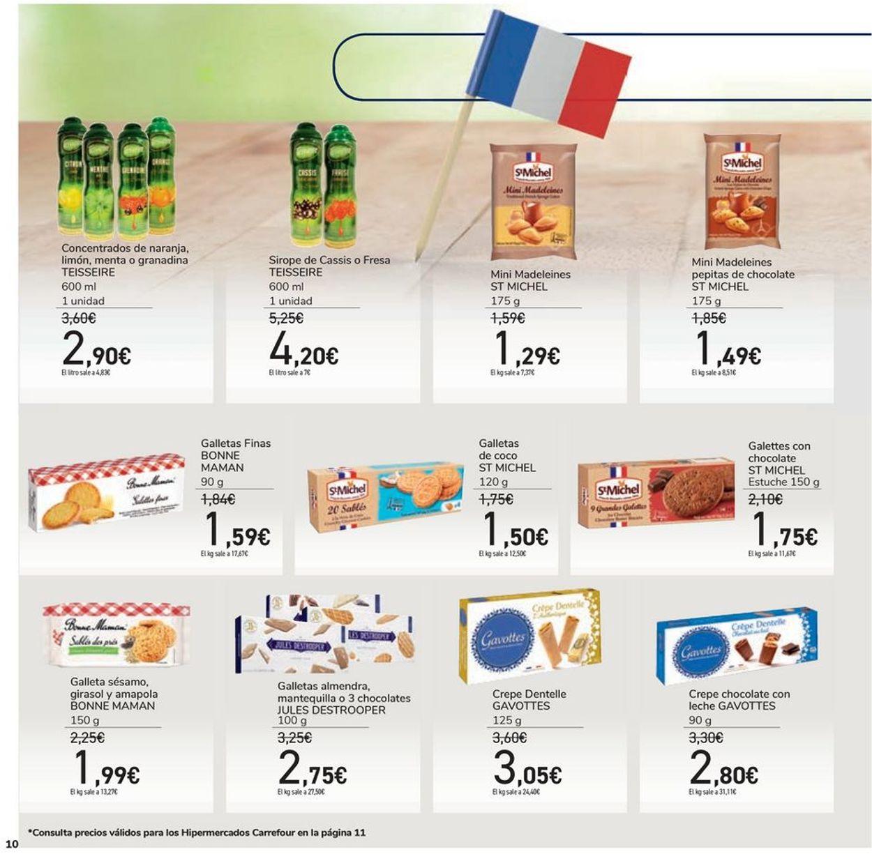 Carrefour Folleto - 30.06-31.08.2020 (Página 10)