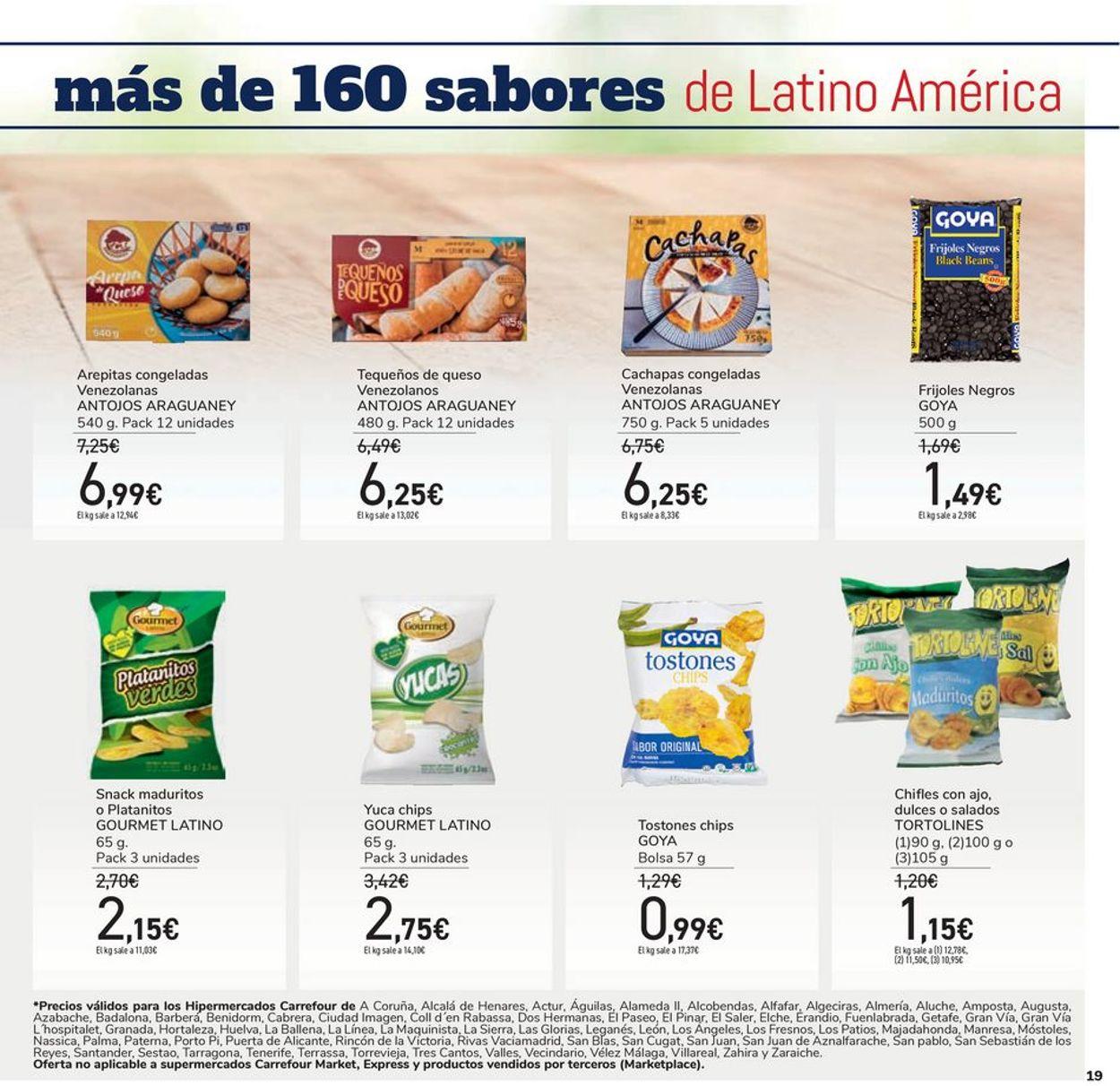 Carrefour Folleto - 30.06-31.08.2020 (Página 19)