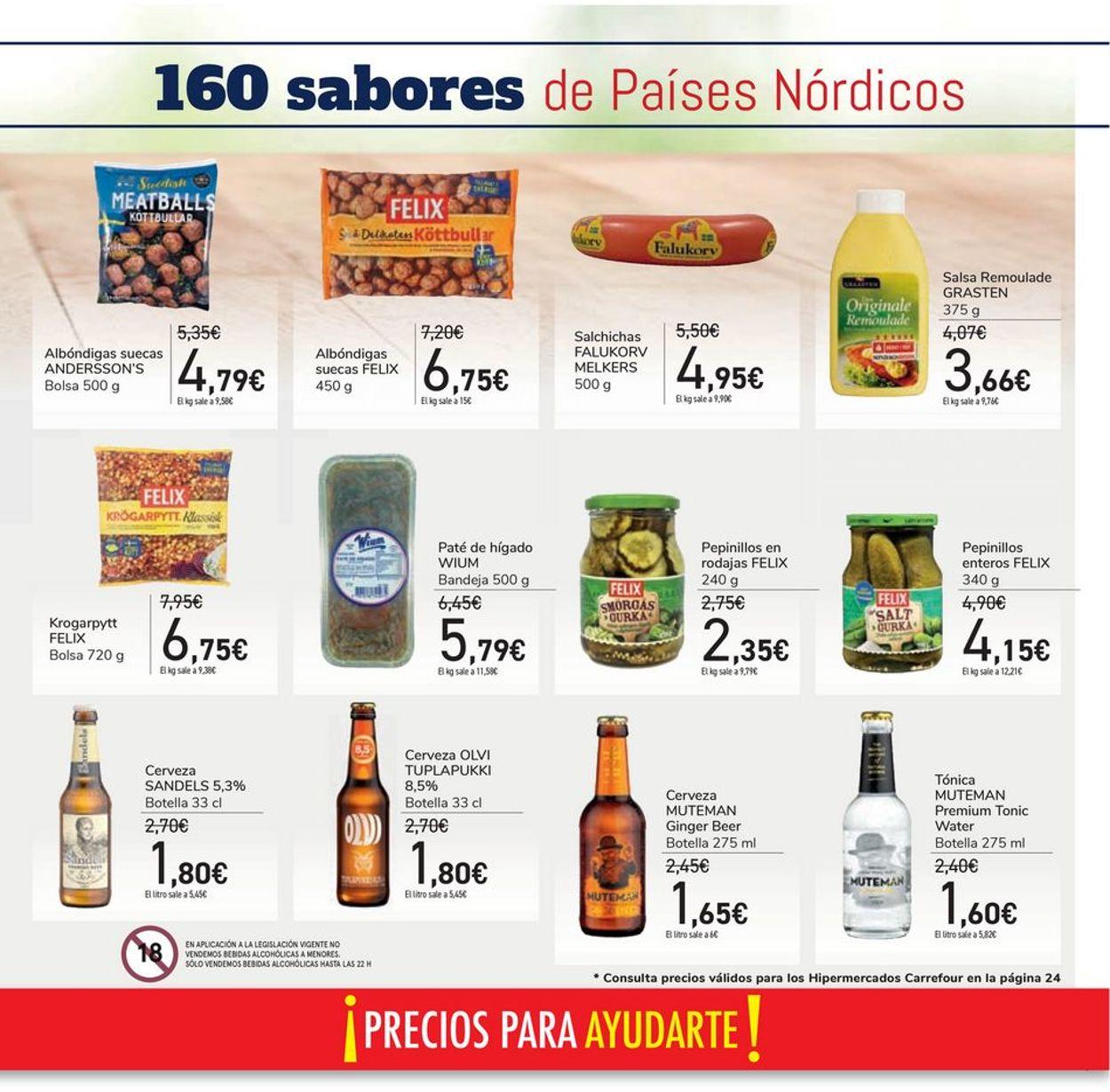 Carrefour Folleto - 30.06-31.08.2020 (Página 23)