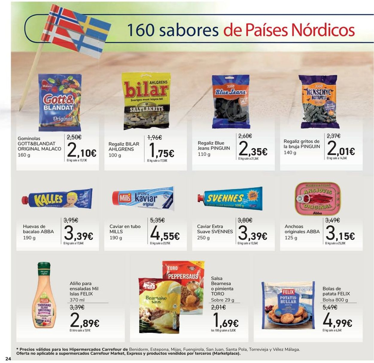 Carrefour Folleto - 30.06-31.08.2020 (Página 24)