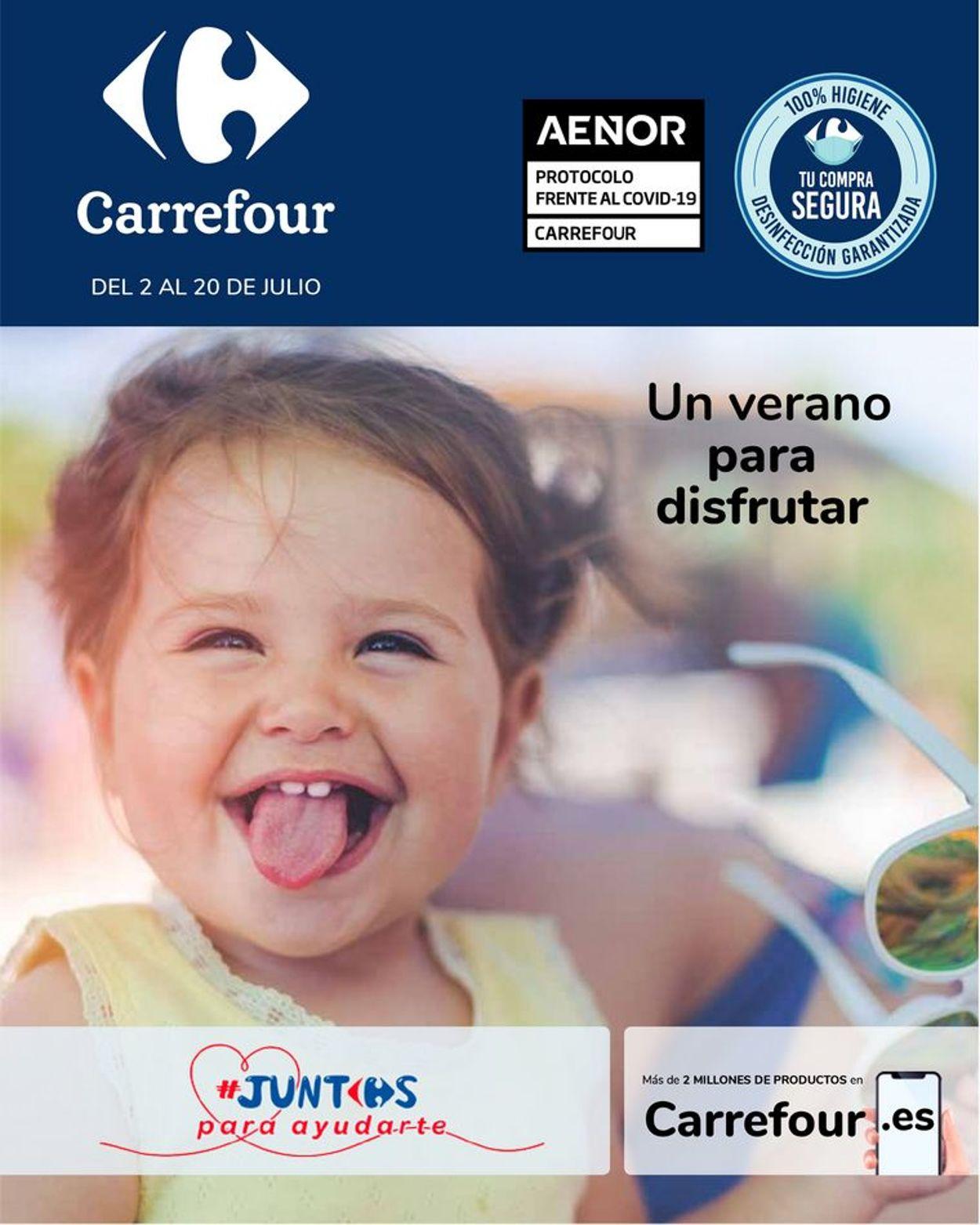 Carrefour Folleto - 02.07-20.07.2020