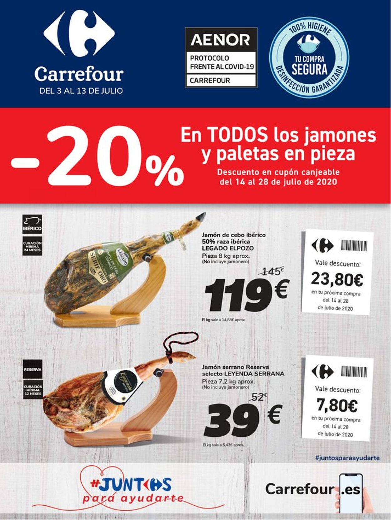 Carrefour Folleto - 03.07-13.07.2020
