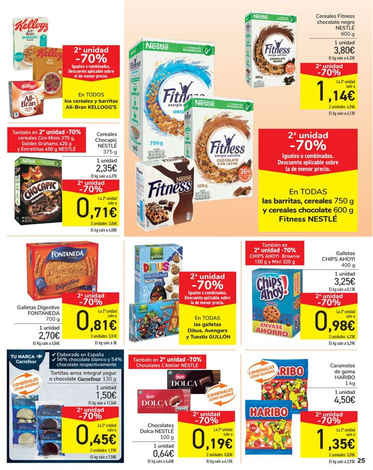 Carrefour Folleto - 14.07-28.07.2020 (Página 25)