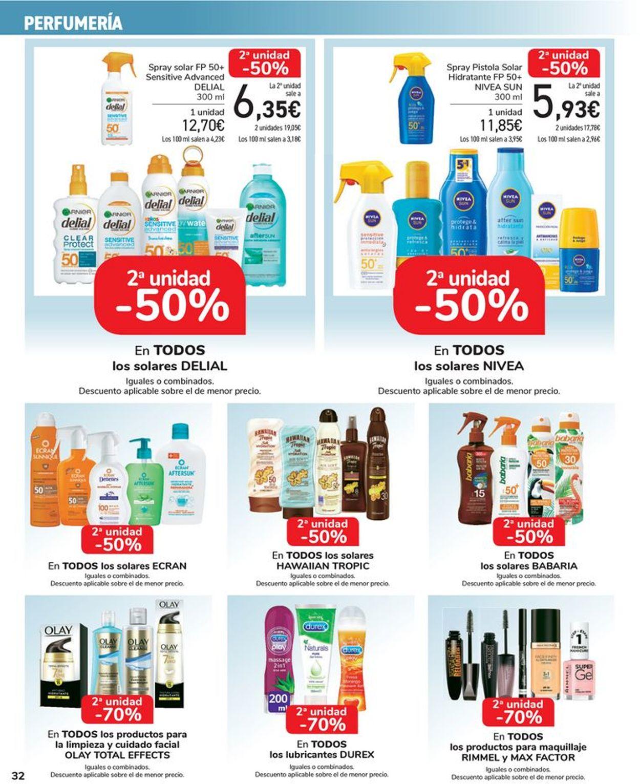 Carrefour Folleto - 14.07-28.07.2020 (Página 32)
