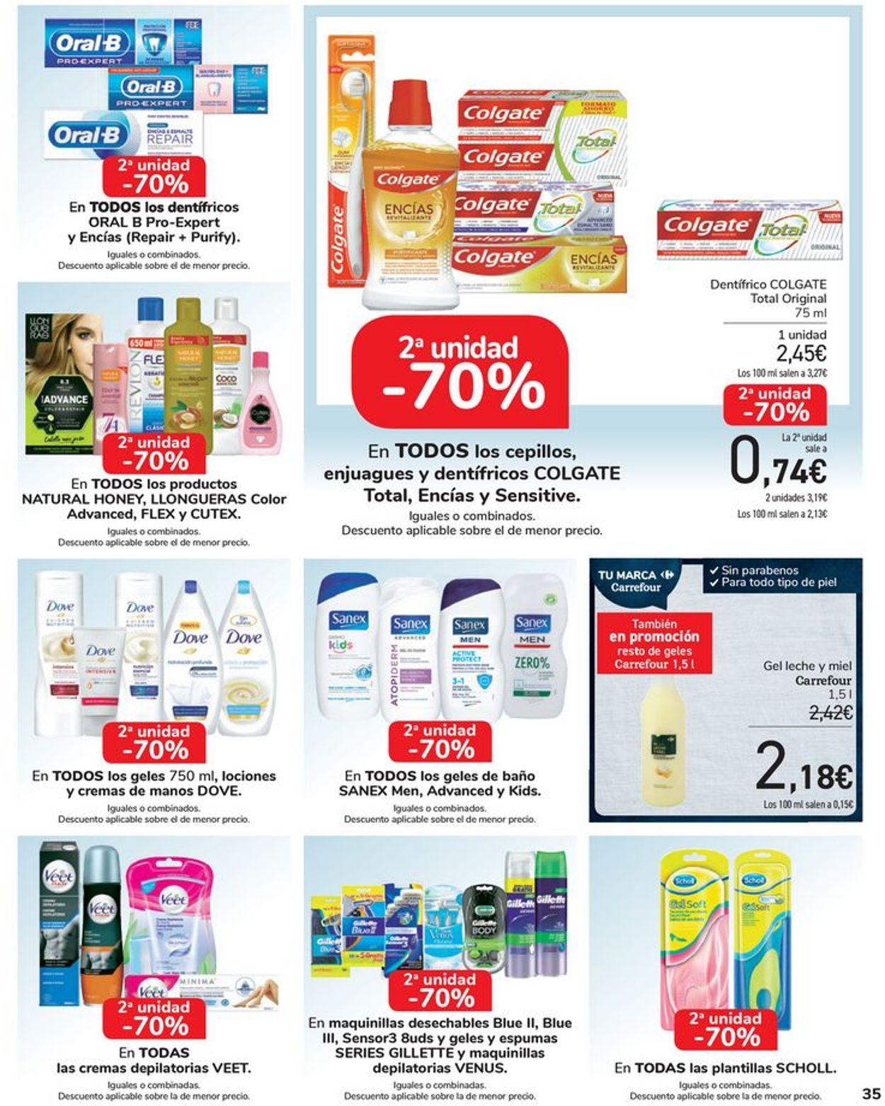 Carrefour Folleto - 14.07-28.07.2020 (Página 35)