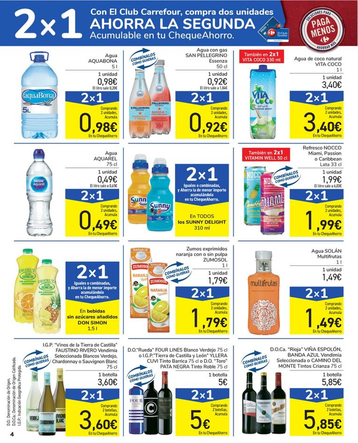 Carrefour Folleto - 14.07-28.07.2020 (Página 4)