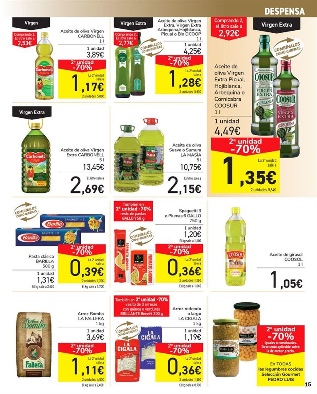 Carrefour Folleto - 29.07-12.08.2020 (Página 15)