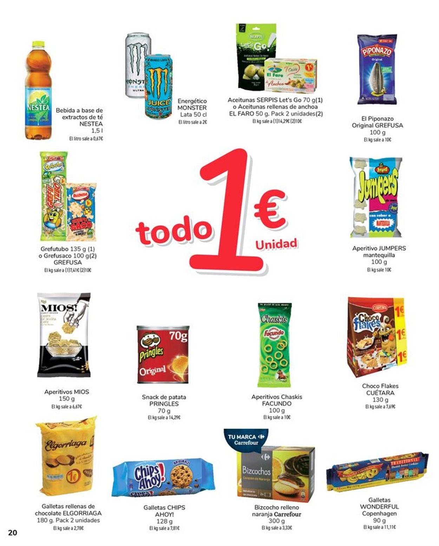 Carrefour Folleto - 29.07-12.08.2020 (Página 20)