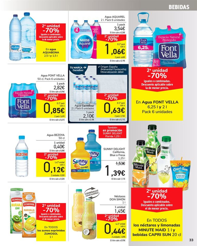 Carrefour Folleto - 29.07-12.08.2020 (Página 33)