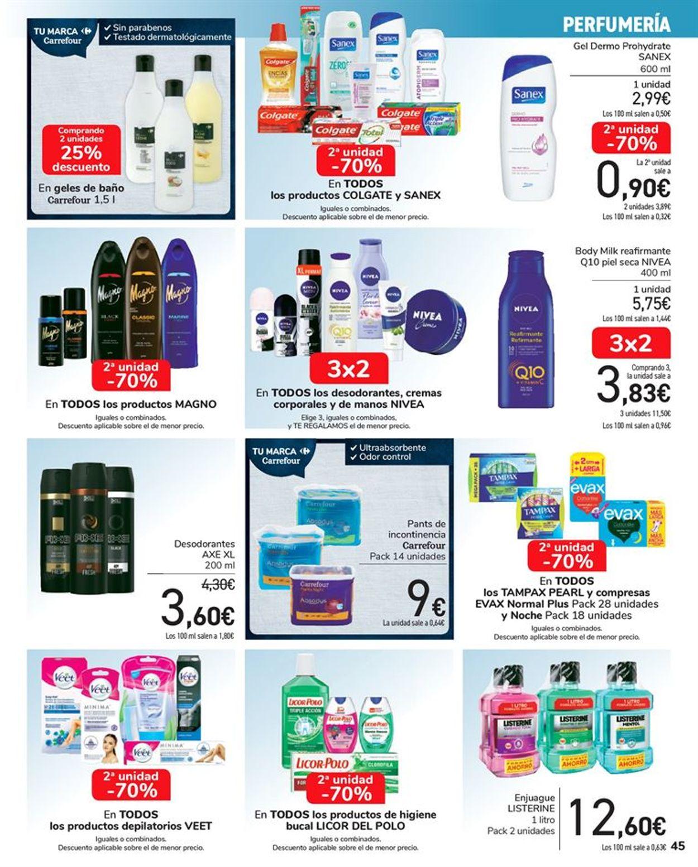 Carrefour Folleto - 29.07-12.08.2020 (Página 45)
