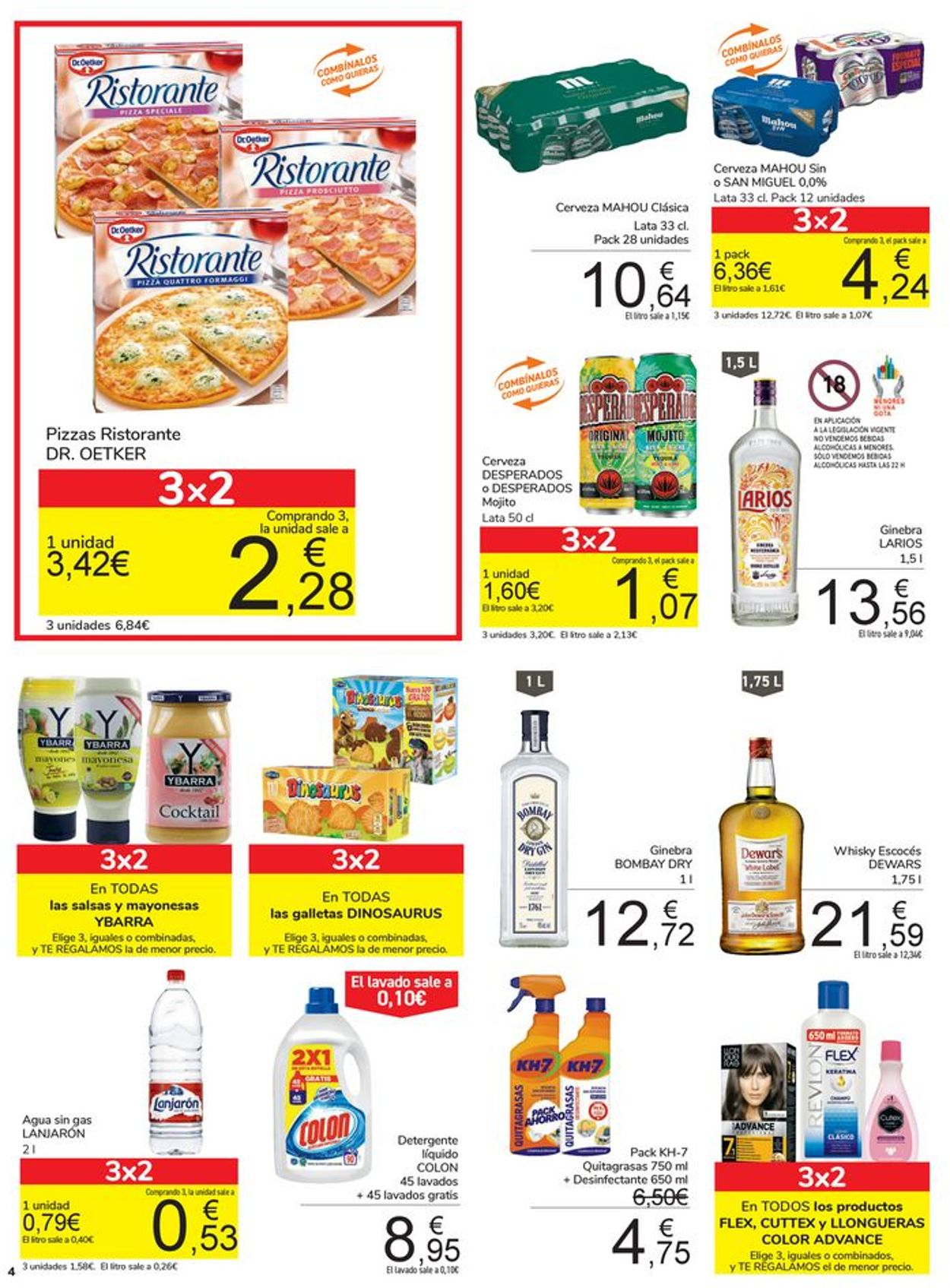 Carrefour Folleto - 05.08-12.08.2020 (Página 4)