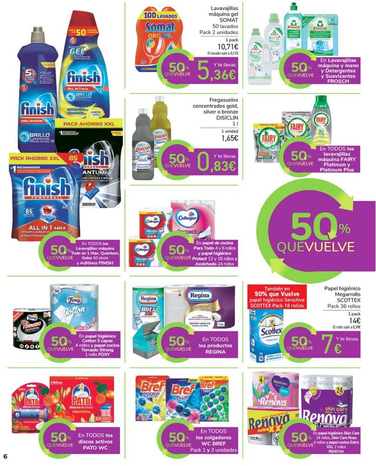Carrefour Folleto - 13.08-25.08.2020 (Página 6)