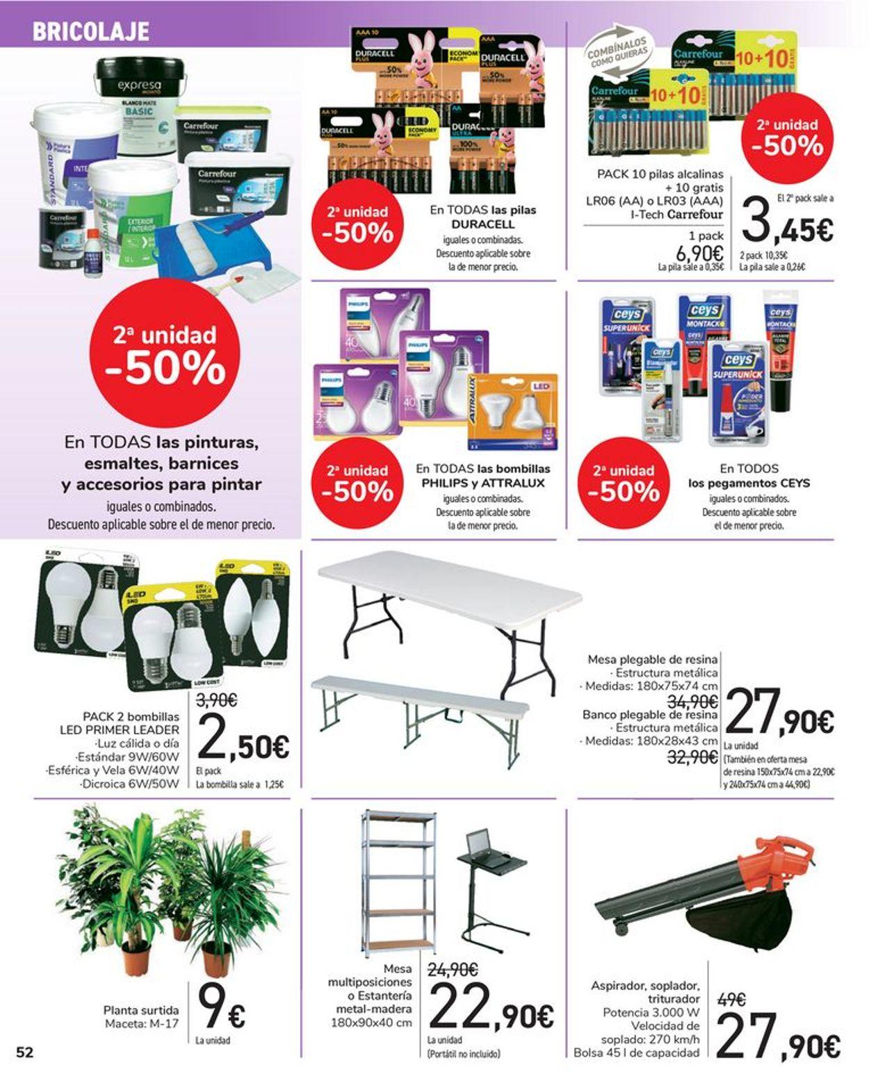 Carrefour Folleto - 13.08-25.08.2020 (Página 52)