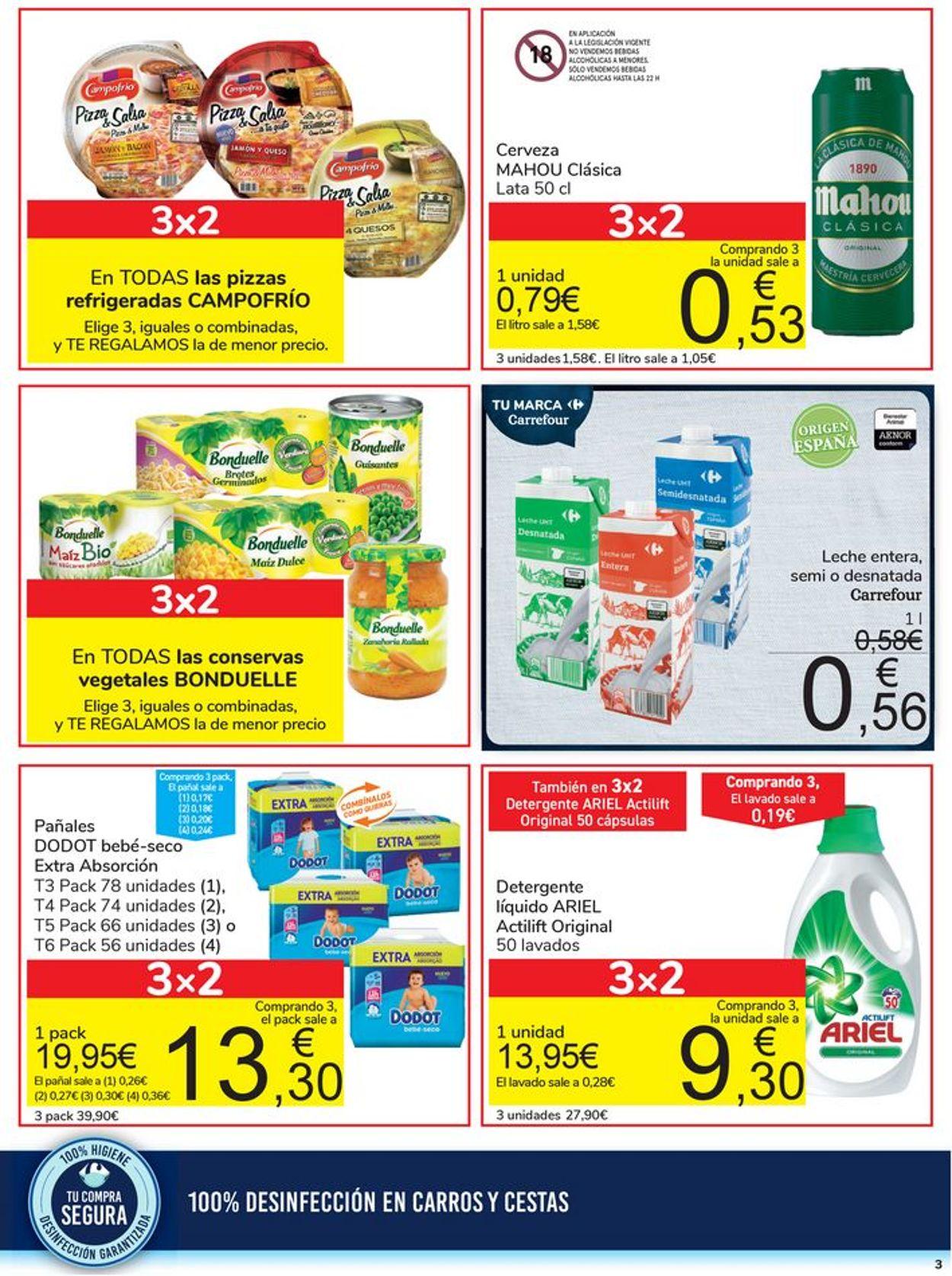 Carrefour Folleto - 18.08-25.08.2020 (Página 3)