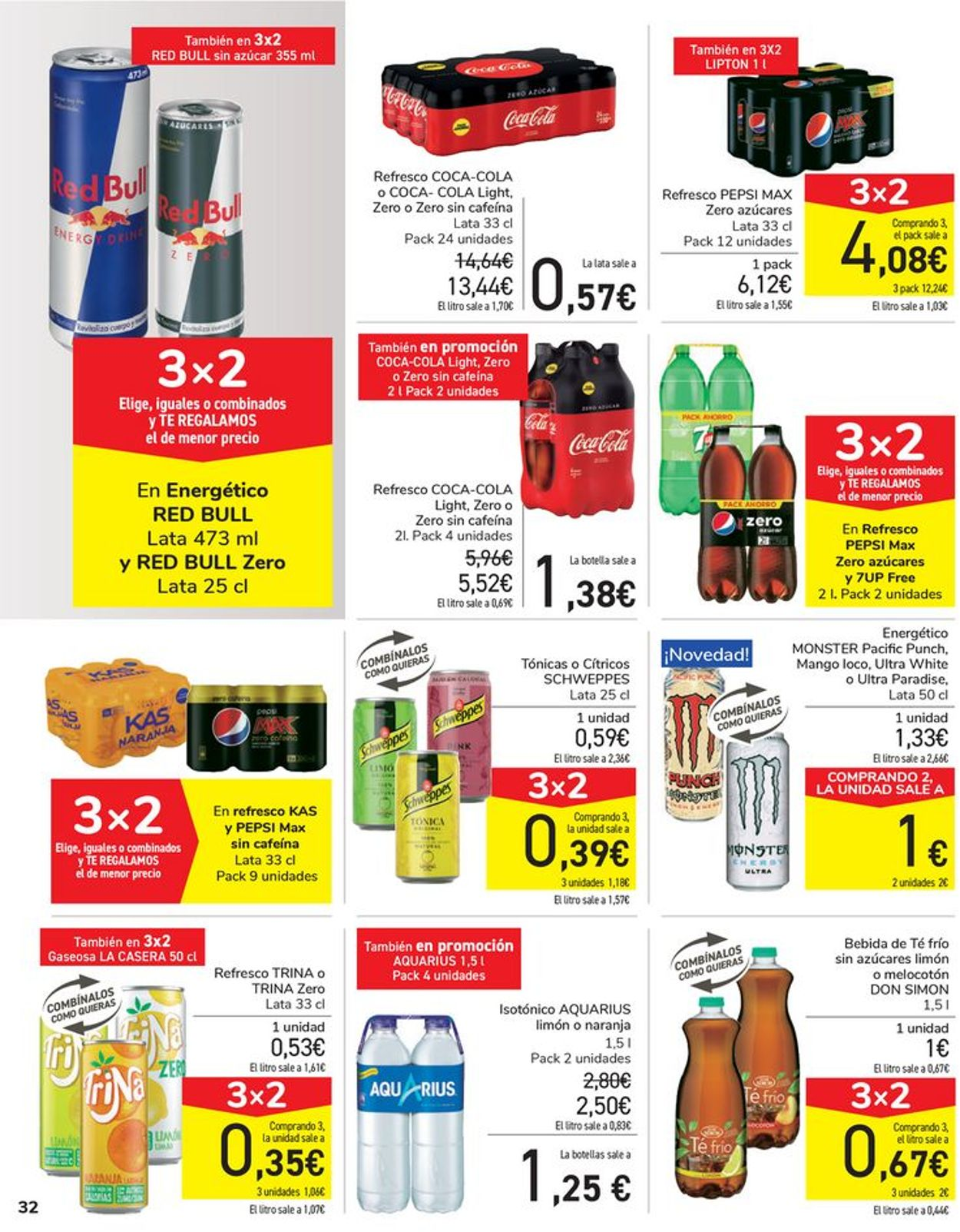 Carrefour Folleto - 26.08-10.09.2020 (Página 32)
