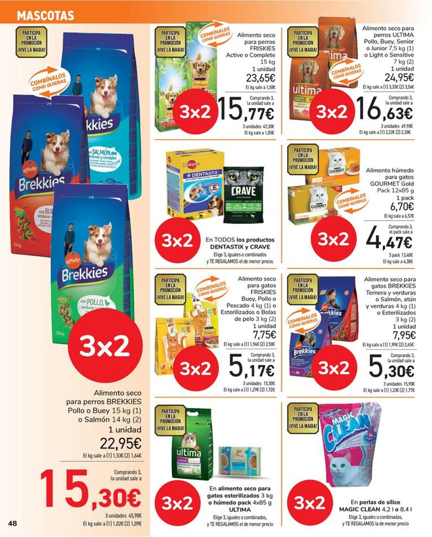 Carrefour Folleto - 26.08-10.09.2020 (Página 48)