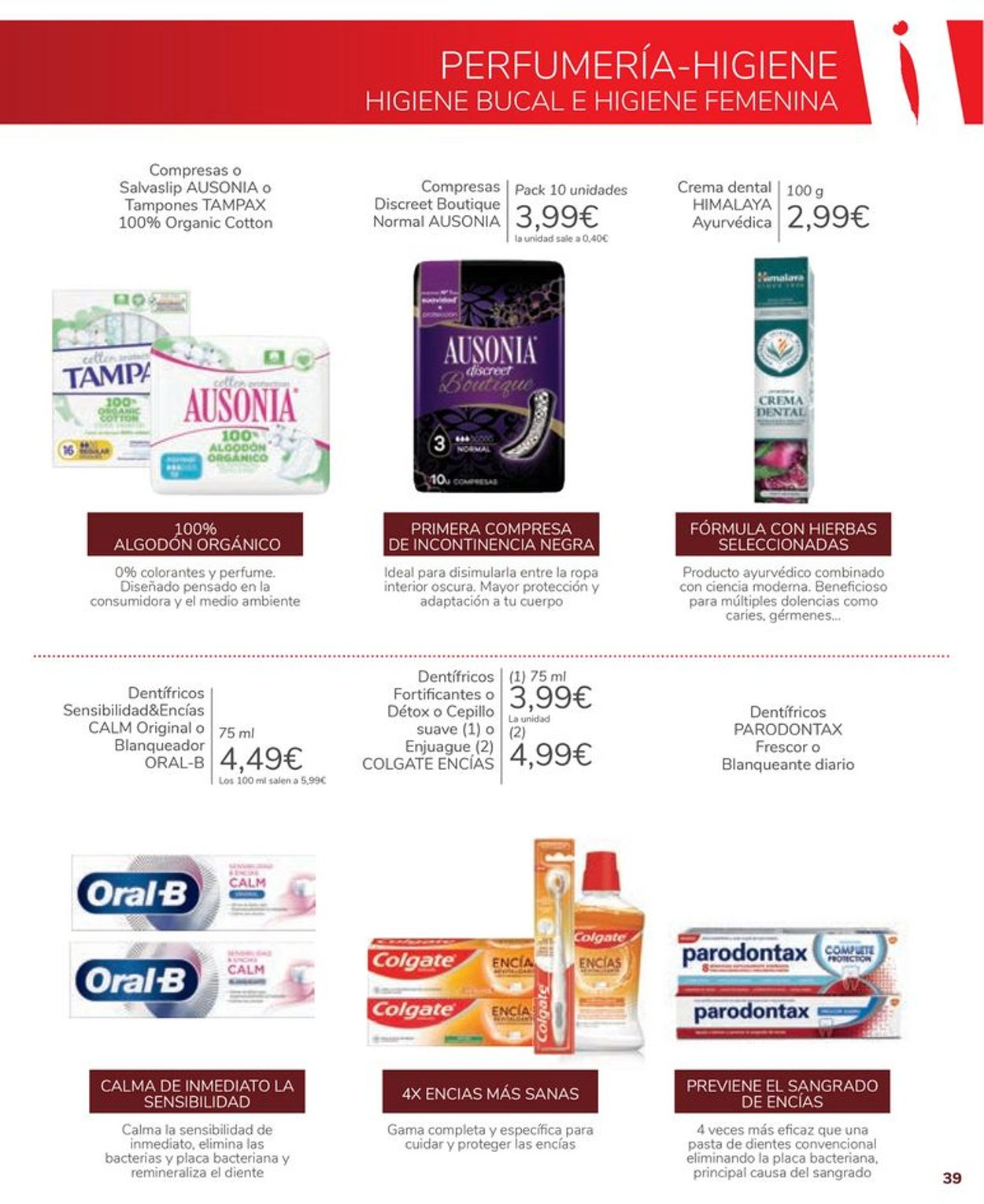 Carrefour Folleto - 28.08-29.09.2020 (Página 39)