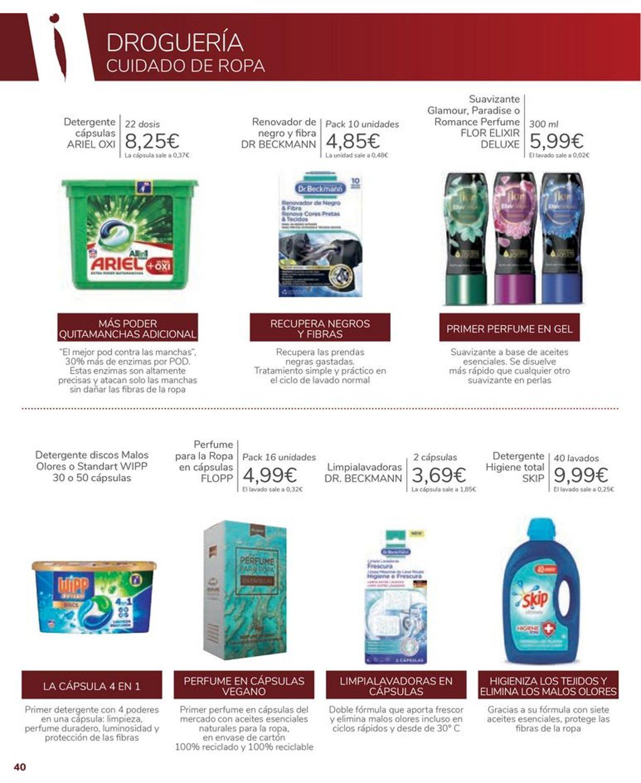Carrefour Folleto - 28.08-29.09.2020 (Página 40)