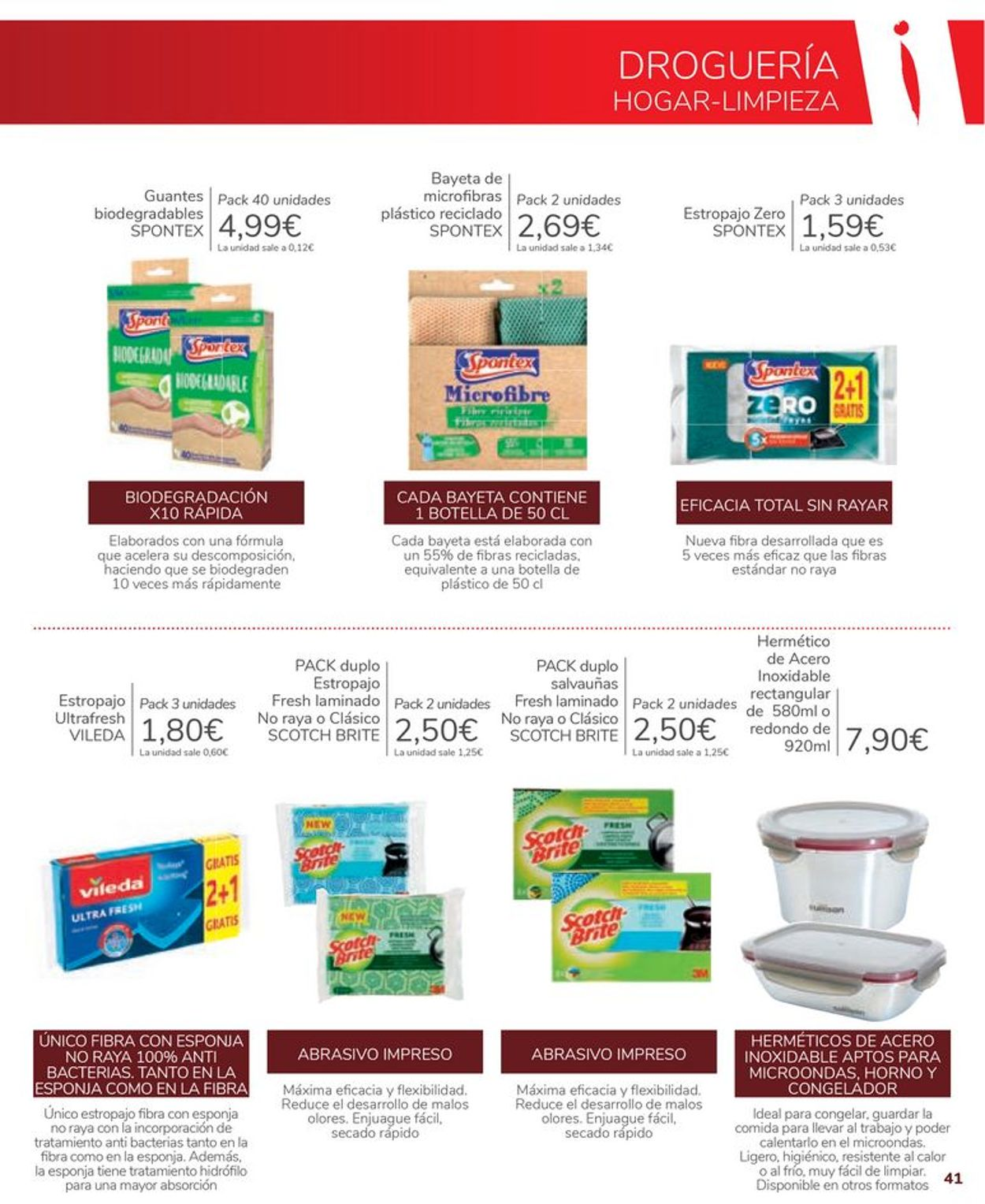 Carrefour Folleto - 28.08-29.09.2020 (Página 41)