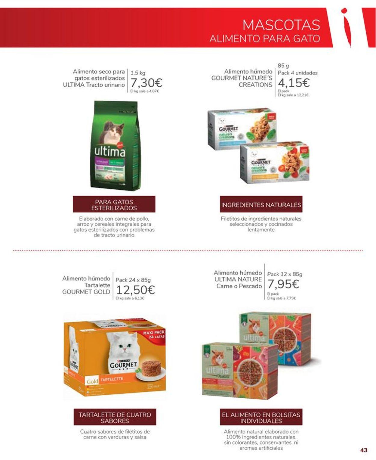 Carrefour Folleto - 28.08-29.09.2020 (Página 43)