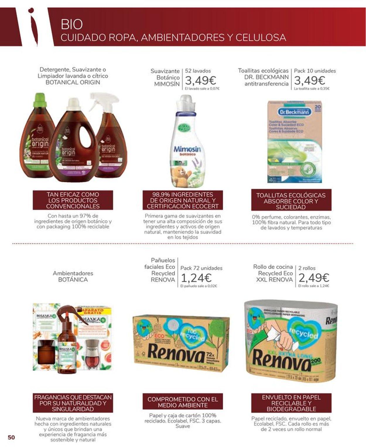 Carrefour Folleto - 28.08-29.09.2020 (Página 50)